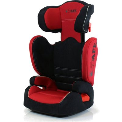 iSafe Car Seat Group 2-3 Red