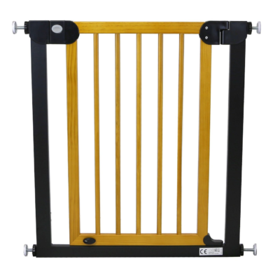 iSafe DeLuxe Wooden Stair Gate
