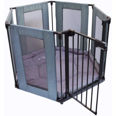 iSafe Fabric PlayPen Room Divider