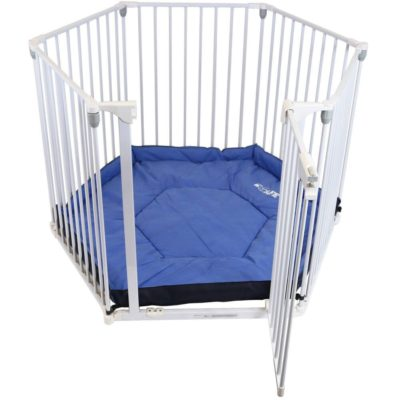 iSafe Metal PlayPen Room Divider