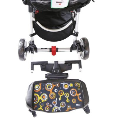 iSafe Segboard Buggy Board - Bubble