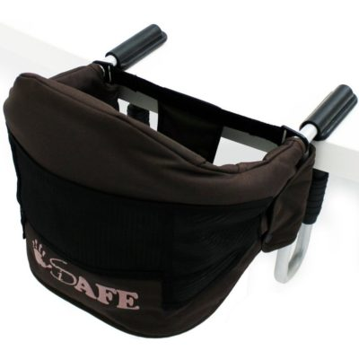 iSafe YummyLuv Booster seat Olive