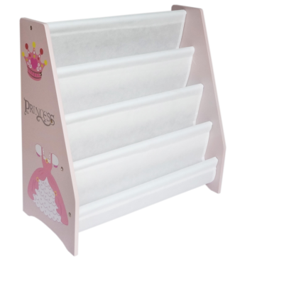 kiddi style Princess Themed Sling Bookshelf
