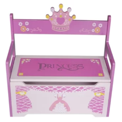 kiddi style Toy Box & Bench