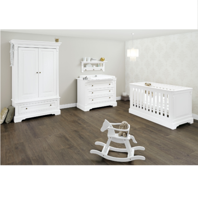 Pinolino Emilia 3 Piece Room Set with Mattress