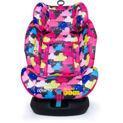 All in All Group 0+123 Car Seat Fairy Clouds