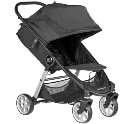Baby Jogger City Mini 2 4 Wheel - Jet