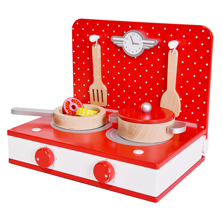 Classic World Retro Tabletop Kitchen and Grill