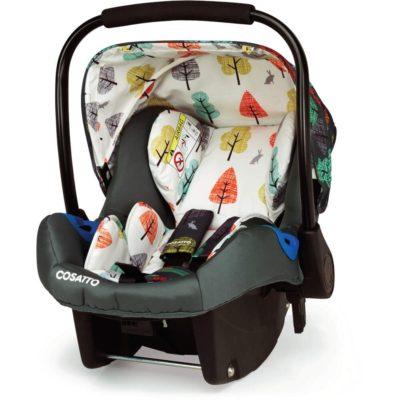 Cosatto Hare Wood Port 0+ Car Seat