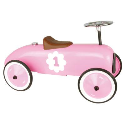 Vilac Pink Metal Car