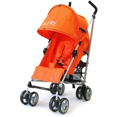 ZeTa Vooom Stroller-Orange