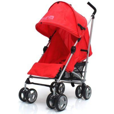ZeTa Vooom Stroller-Red
