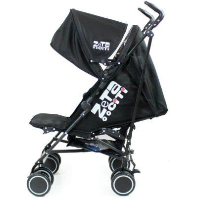 Zeta City Stroller- Black