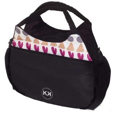 Kids Kargo Changing Bag - Black