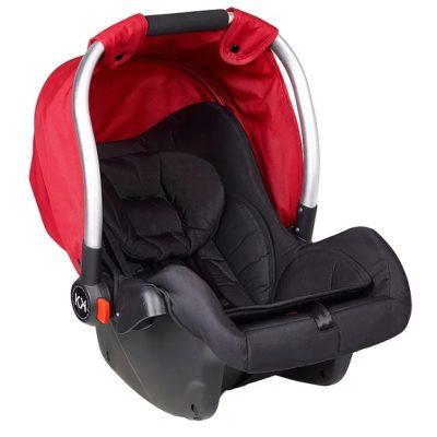 Kids Kargo Safety Pod 0+ Car Seat - Berry Red