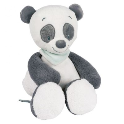 Nattou Large Cuddle Toy Loulou the Panda