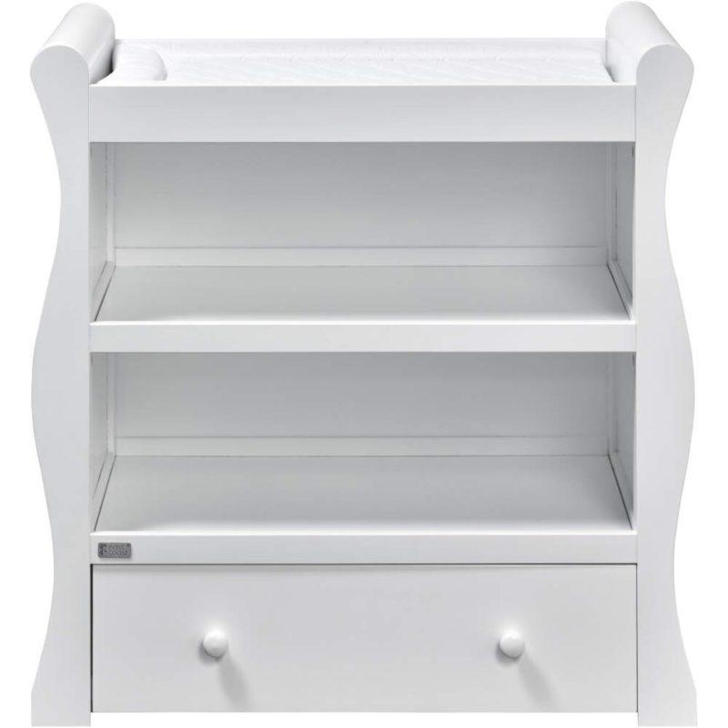 East Coast Nebraska Dresser White