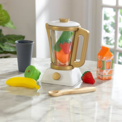KidKraft Modern Metallics Smoothie Set