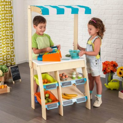 KidKraft Play Grocery Store Marketplace