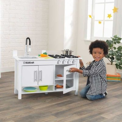 Kidkraft Little Cook Work Station Kitchen