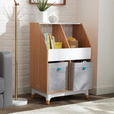 Kidkraft Mid Century Kid Bin Storage Unit