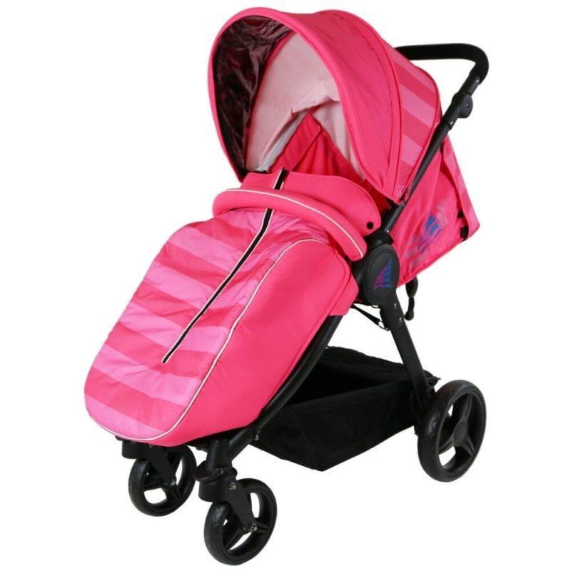 Sail Stroller - PinkStripe