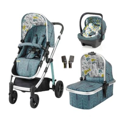 Cosatto Wow Dock Travel System - Fjord