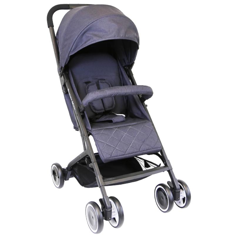 iSafe - Super MiNi Stroller - Black