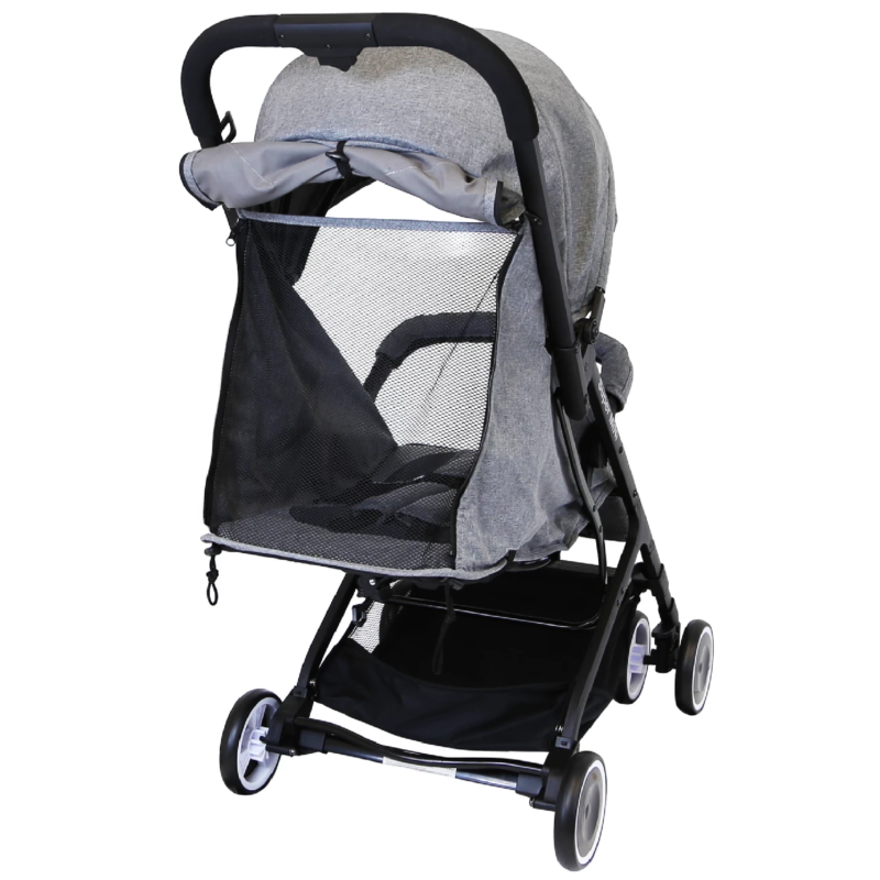 iSafe - Super MiNi Stroller - Grey