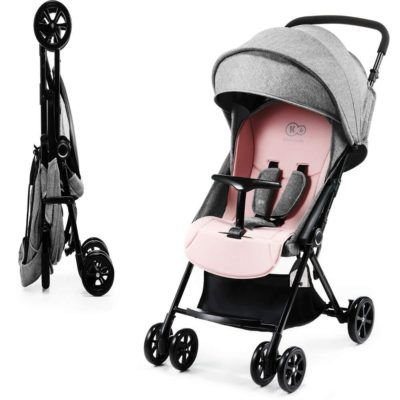 Kinderkraft Lite Up Stroller - Pink