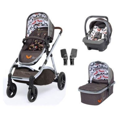 Cosatto Wow XL Dock Travel System - Mister Fox