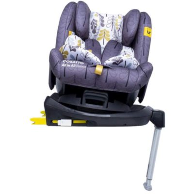 Cosatto All in All Rotate 0+/1/2/3 ISOFIX Car Seat - Fika Forest