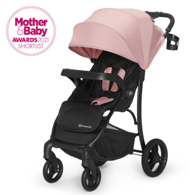 Kinderkraft Cruiser Pushchair - Pink