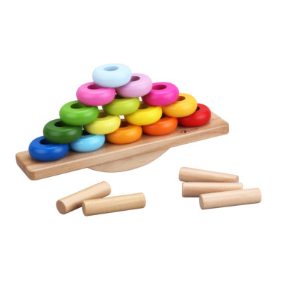 Classic World Balance Stacking Game