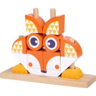 Classic World Fox Blocks