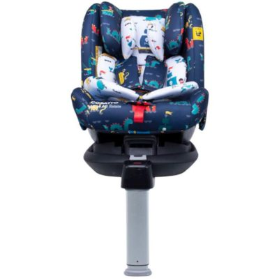 Cosatto All in All Rotate 0+/1/2/3 ISOFIX Car Seat - Sea Monster