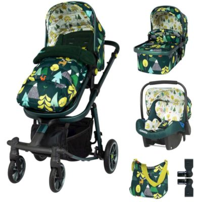 Cosatto Into The Wild Giggle Quad Travel System Bundle
