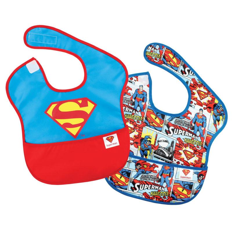 Hippychick Bumkins Super Bib Packs - Superman