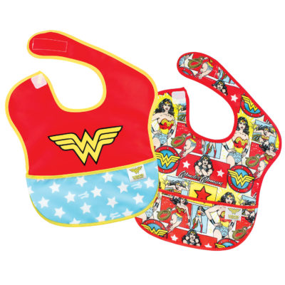 Hippychick Bumkins Super Bib Packs - Wonder Women