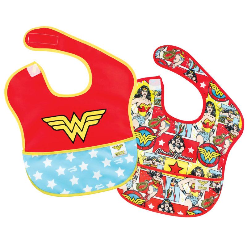 Hippychick Bumkins Super Bib Packs - Wonder Women