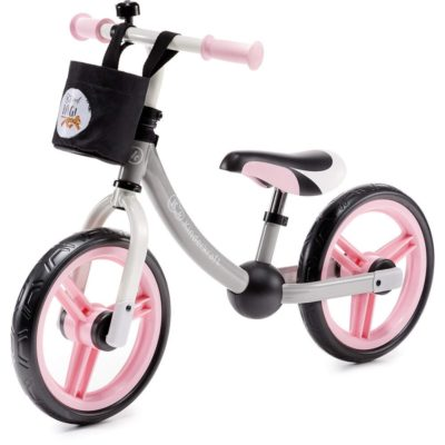 Kinderkraft 2 Way Next Balance Bike - Pink
