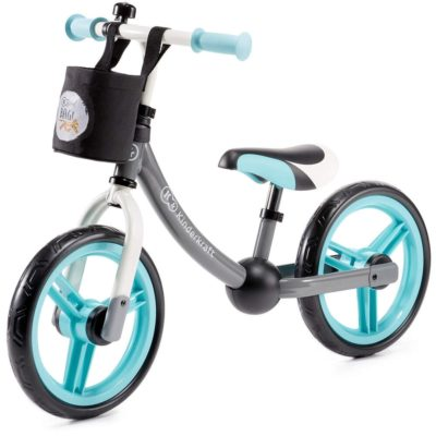 Kinderkraft 2 Way Next Balance Bike - Turquoise