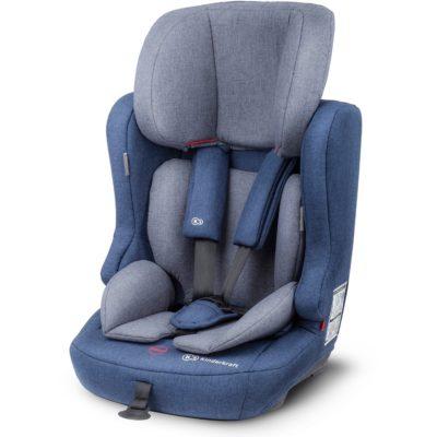 Kinderkraft Fix2Go Isofix Group 1,2,3 Car Seat - Navy 2