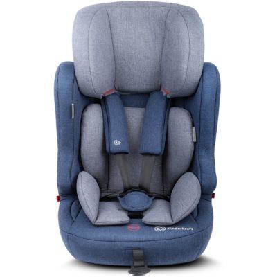 Kinderkraft Fix2Go Isofix Group 1,2,3 Car Seat - Navy