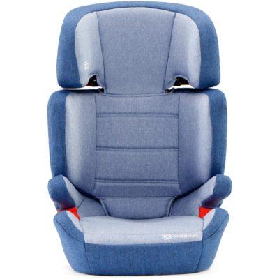 Kinderkraft Junior Fix Isofix Group 2,3 Car Seat - Navy 2