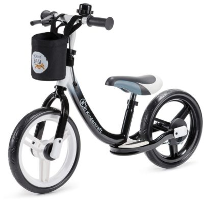 Kinderkraft Space Balance Bike - Black