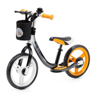 Kinderkraft Space Balance Bike - Orange