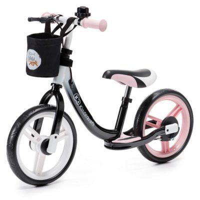 Kinderkraft Space Balance Bike - Pink