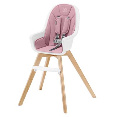 Kinderkraft Tixi 2 in 1 Highchair - Pink 3