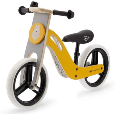 Kinderkraft Uniq Balance Bike - Honey